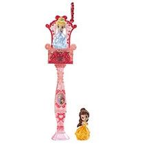 Juguete Disney Princess Cinderella Mágica Minis Y Belle Wan
