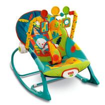Cadeira Balanço Vibratória Bebê Conforto Baby Fisher Price