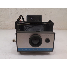 Camara Antigua Vintage Polaroid 210 Completa #403