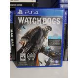 Watch Dogs Juegos Ps4 Venta O Cambio