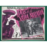 Manolin Shilinsky Dos De La Vida Airada Orig Cartel De Cine