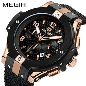 db9a2f06ffe Relogio Mergir Militar - Relógios De Pulso no Mercado Livre Brasil