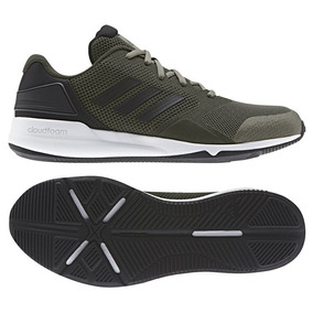 Zapatillas adidas Training Crazytrain 2 Cf M Gris O Verde