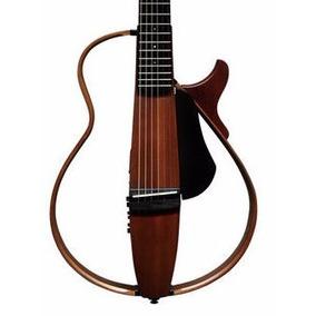 Yamaha Slg200s - Guitarra Electro Acustica Linea Silent