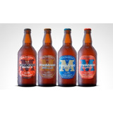 Cerveza Otro Mundo Pack X 24 Unidades 500 Cc
