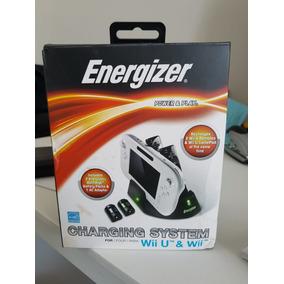 Wii U & Wii Carregador Energizer