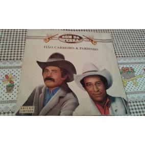 Disco Vinil Tiao Carreiro &pardinho Antigos