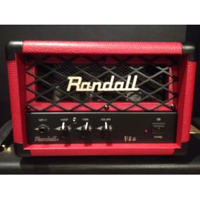 Cabeçote Randall Rd5h Totalmente Valvulado All Tube