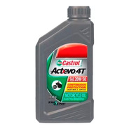 Aceite Castrol Actevo Gp 20w50 4t Mineral Sti Motos