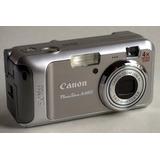 Cámara, Canon Power Shot A460