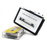 Convertidor Cassette A Mp3, Reproductor