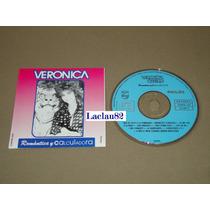 Veronica Castro Romantica Y Calculadora 1992 Philips Cd