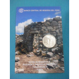 Blíster Dmonedas Serie Numismática Riqueza Y Orgullo Dl Peru