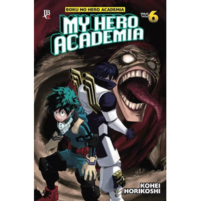 My Hero Academia - Boku No Hero Academia - Volume 6 - Jbc