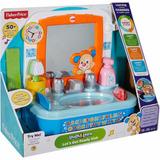Pia Hora De Se Arrumar - Fisher Price - Mattel - Dtm55