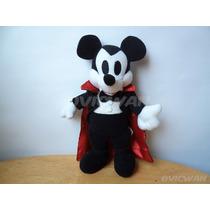 Peluche Mickey Mouse Drácula 23 Cm Disney Amisu Dy50