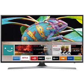 Smart Tv Samsung 55 4k Uhd Mu6100 ( Netflix)