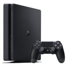 Console Playstation 4 Slim Hits Bundle 5 - 1tb + 3 Jogos - O
