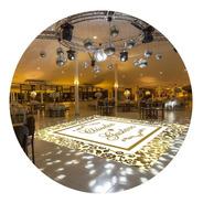 Pista De Dança Para Casamento Arabesco Ps01 - 1,20x1,20m