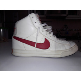 Zapatillas Nike Botas Cuero , No All Stars,vans,adidas.