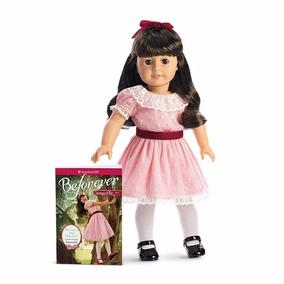 Boneca American Girl Samantha + Livro - Original Eua