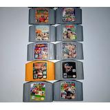 Consola Nintendo 64 Original 4 Juegos Envio Gratis.