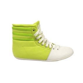 Tenis Feminino Original adidas Boxe Chic Verde