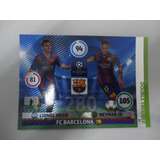 Cards Champions League 14/15 - Double Trouble Barcelona
