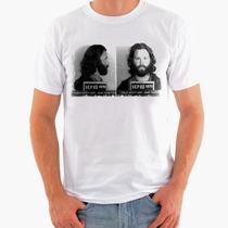 Camiseta Rock - The Doors, Jim Morrison, Led Zeppelin
