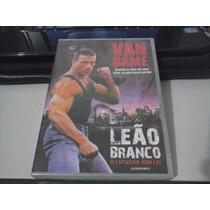 Leão Branco - Van Damme - Lacrado - Frete 6,00