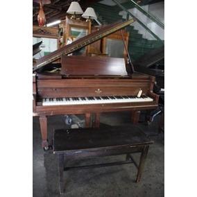 Venta De Piano 1/4 De Cola Marca Milton, $39,900 Garantizado