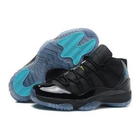 Tenis Jordan 11 Concord Gamma Azul