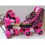 Patines Soy Luna Barbie Rock Roller Nuevos, Delivery Gratis*