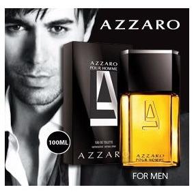 Perfume Azarro Pour Homme 100ml Original!!!