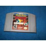 Juego Para Nintendo 64 Pokemon Stadium Made In U.s.a