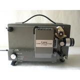 Proyector Canon P-400 Dual (sup.8 Y Reg.8) !un Fierro!