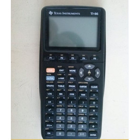 Calculadora Texas Instruments Ti 86 Buenas Condiciones