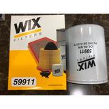Filtro Aceite Wix 59911 Chevrolet, Nkr, Nhr, Kia Pregio