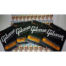 Gibson Brite Light 10-46 Cuerdas De Guitarra Eléctrica