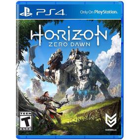 Jogo Ps4 Horizon Zero Dawn Midia Fisica Lacrado