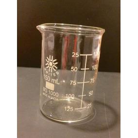 Vaso De Precipitado De 150ml. Material De Laboratorio