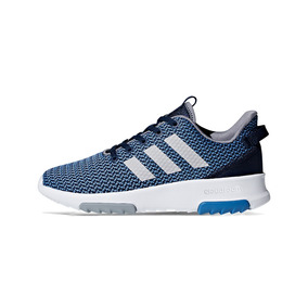 Zapatillas adidas Cloudfoam Racer Azul Tr Niño