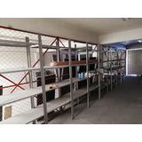 Anaquel Metalico Estante Estanteria De .85x.45 Usados