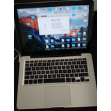 Macbook Pro 13 Pulgadas 2012 Modelo A1278