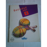 Libro Escolar Sociedad Hoy 5to Grado Editorial Santillana