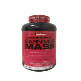 Proteina Carnivor Mass 5.93 Lb (14 Srvs) Vainilla
