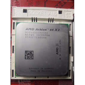 Amd Athlon 64 X2 4600 2.4 Mhz Socket Am2 Sin Cooler