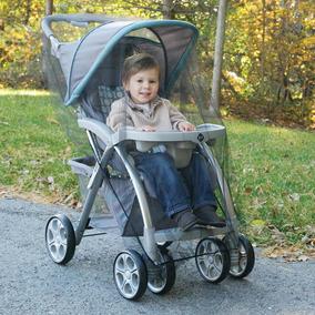 Mosquiteiro Para Carrinho Bebê - Brasbaby