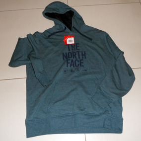 The North Face Sudadera Hoodie Hombre 80/20 P/o-tro Xl Azul