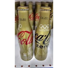 2 Garrafas Coca-cola Olimpíadas 2016